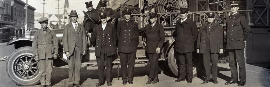 Santa Rosa Fire Department (1905 to 1915)