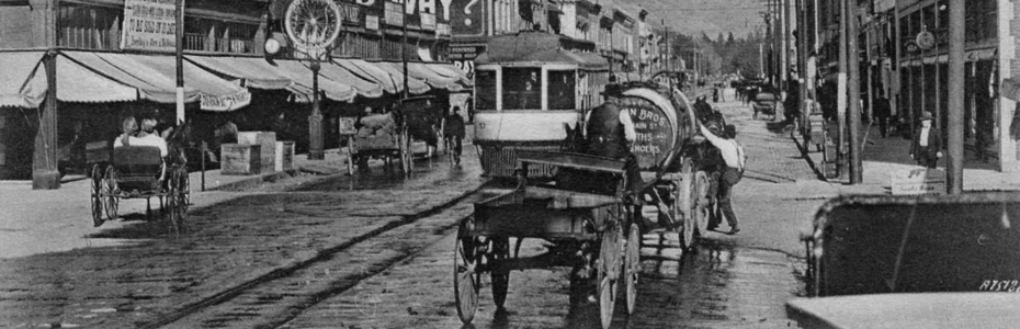 Early Fourth Street (1902 to 1910)